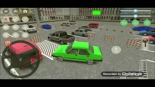 Sahin Araba Park Etme, Direksiyonlu Araba Oyunları, Araba Oyunları Izle