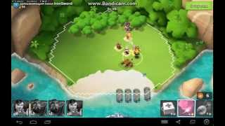 Атаки в Boom beach