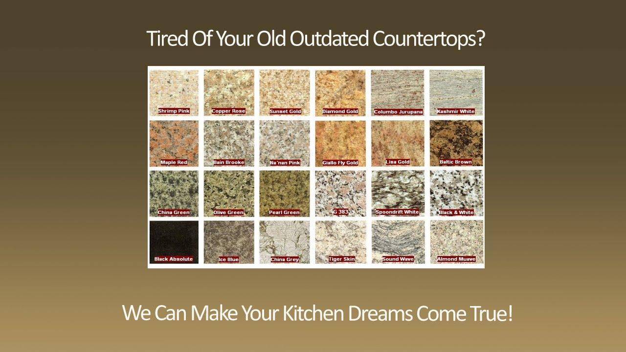 Awesome Granite Countertops Miami | Granite Miami   YouTube