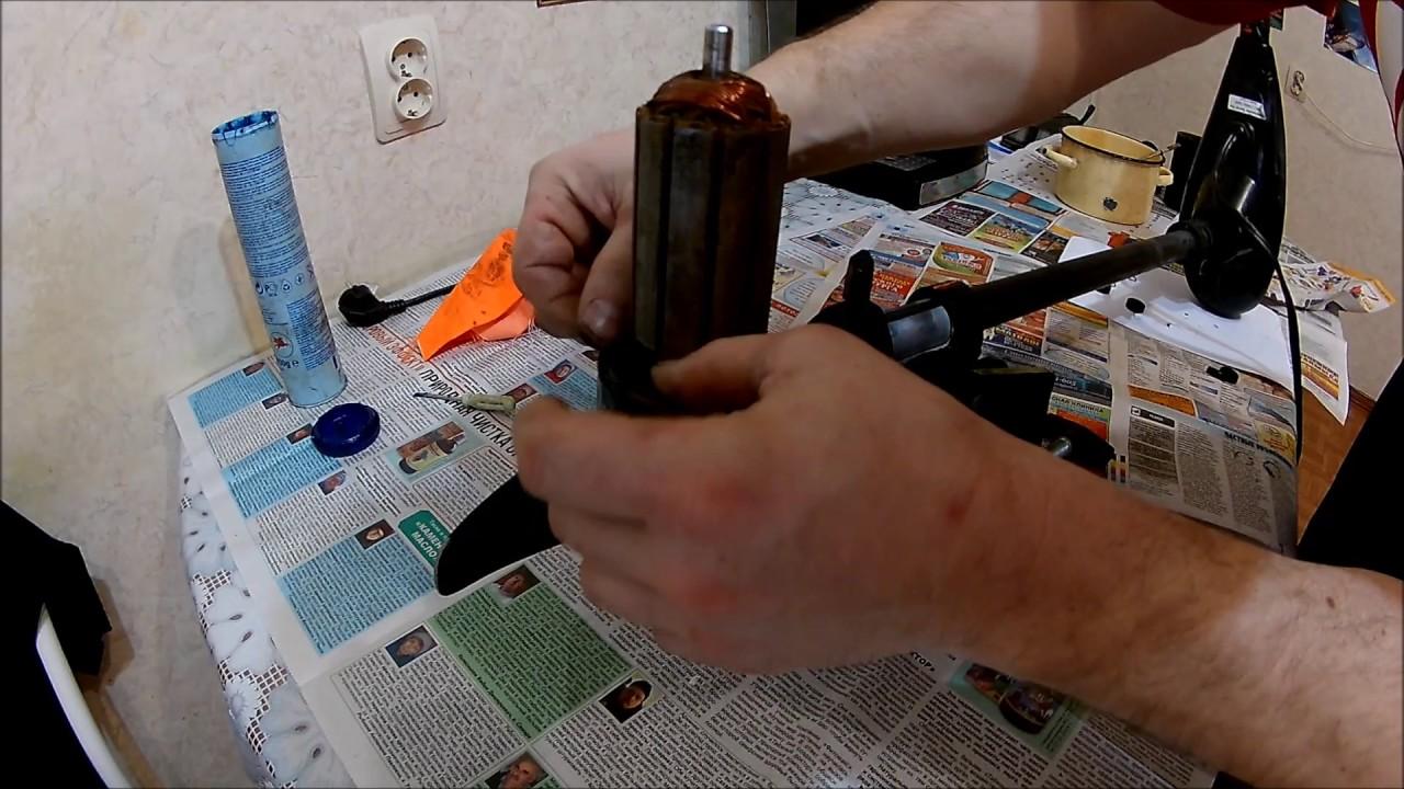Электромотор ремонт своими руками