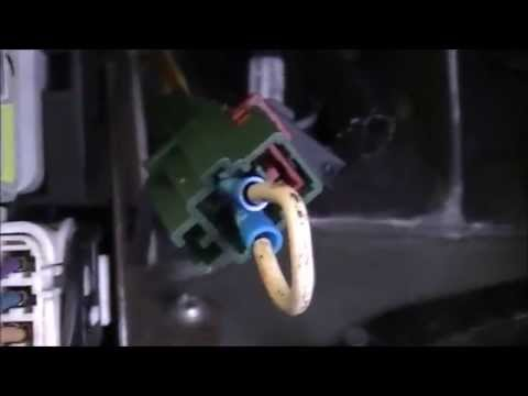 How to bypass a clutch neutral safety switch on a Dodge ram 1500