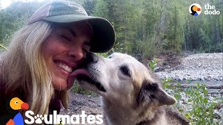 Shy Shelter Dog Gives Her Mom The Confidence To Do Anything  | The Dodo Soulmates