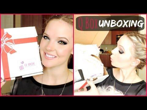 QBOX UNBOXING! (April Box)
