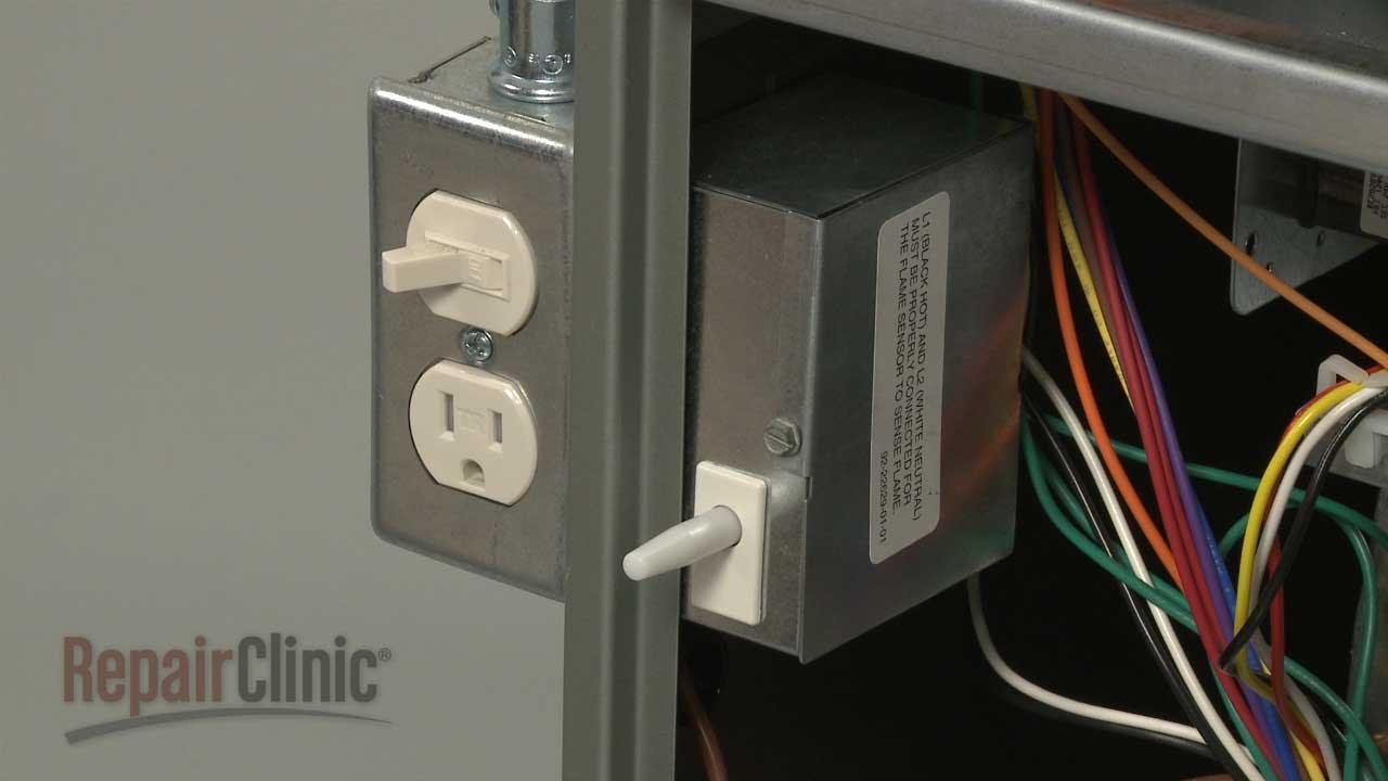 rheem furnace door switch replacement 42 22692 06 youtube furnace blower switch wiring furnace switch wiring [ 1280 x 720 Pixel ]