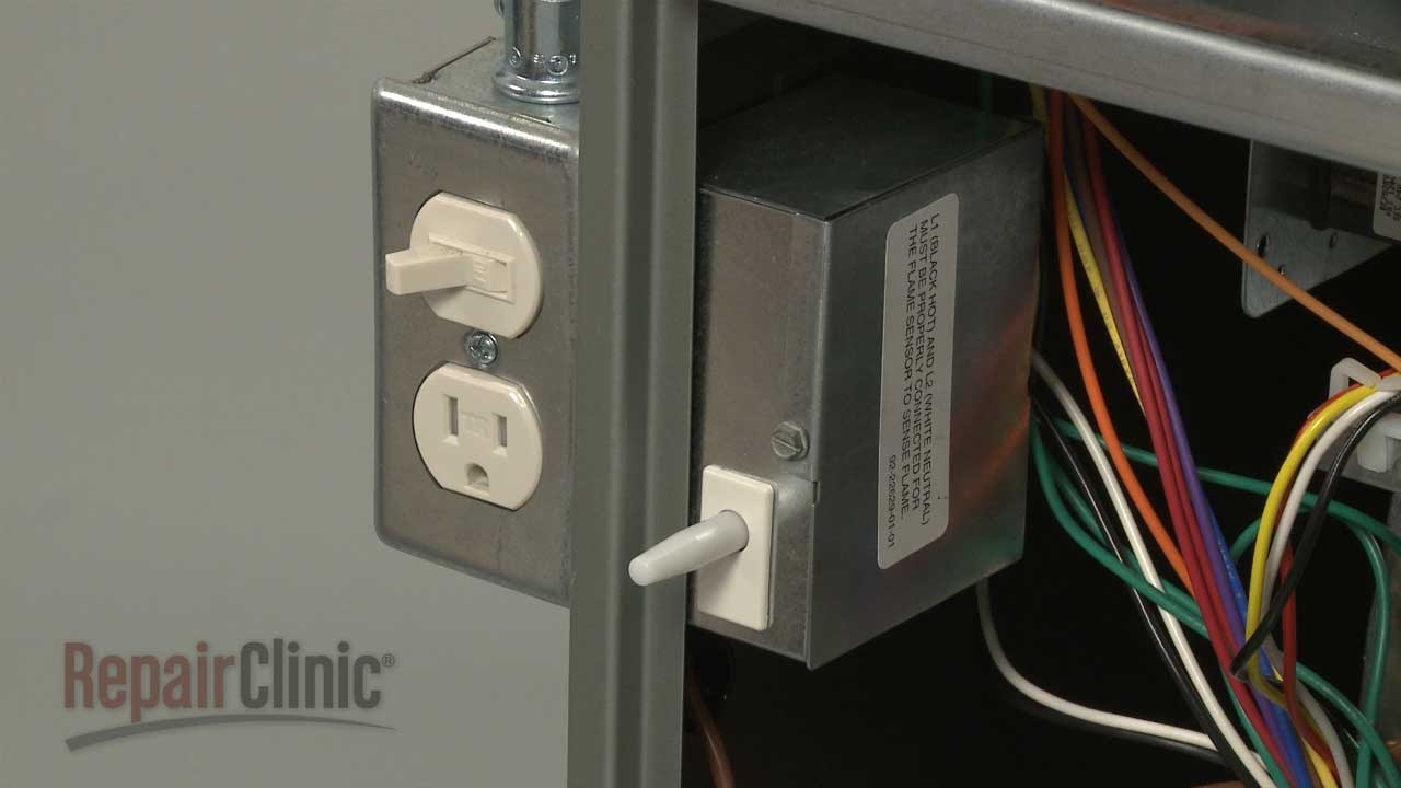 Rheem Furnace Door Switch Replacement #42-22692-06 - YouTube