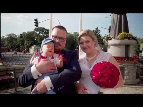 Teledysk Weselny - Izabela i Sebastian