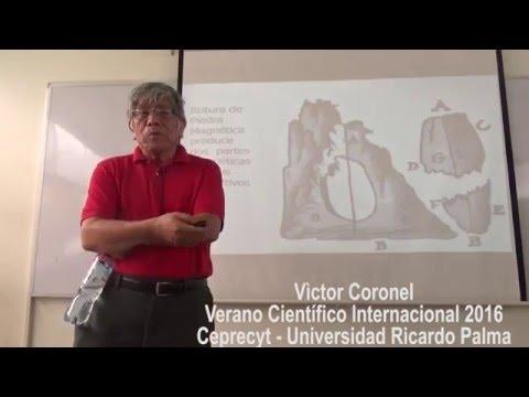 La historia del magnetismo, Víctor Coronel, City University of New York