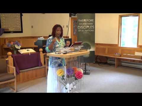 Making a Stand in God with Pastor Noella Ogunbiyi