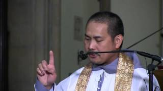 The Alliance of Two Hearts - Sermon Fr Gabriel Polo FI  A Day With Mary