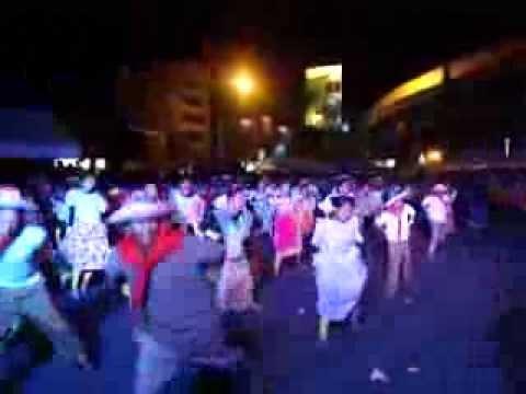 Benigno Aquino Jr. High School - Bonifacio Street Dance Competition