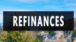 Refinances: Why You Should Be Refinancing Your Current Mortgage Today