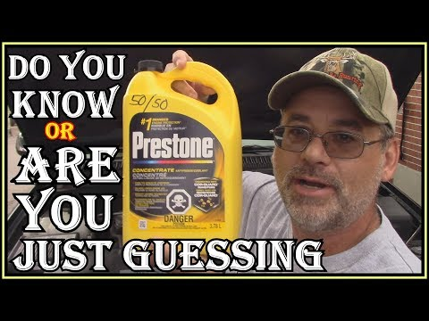 Best Engine Antifreeze/Coolant To Use In  Your Vehicle