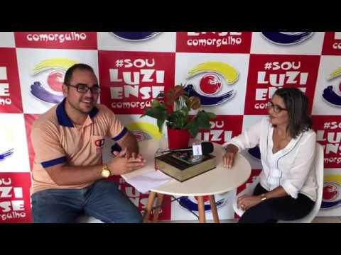 Professora Tânia fala sobre a Escola Santa Luzia