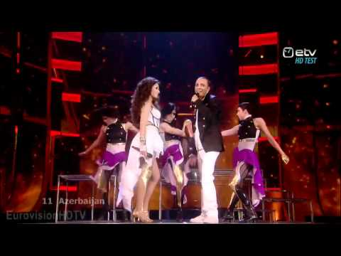 [HD] - AySel & Arash - Always ( Eurovision Song Contest 2009 )