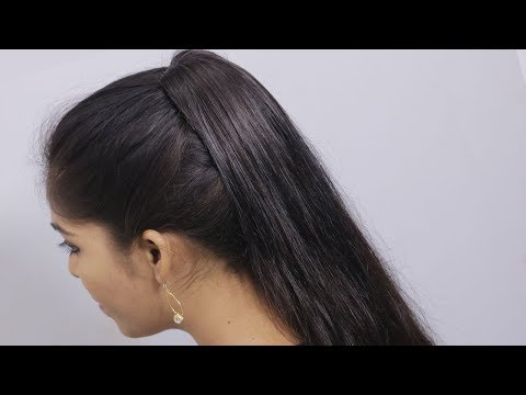 easy-and-stunning-loose-hairstyle-||-latest-hairstyles-for-schoolgirls-2020-||-she-fashions