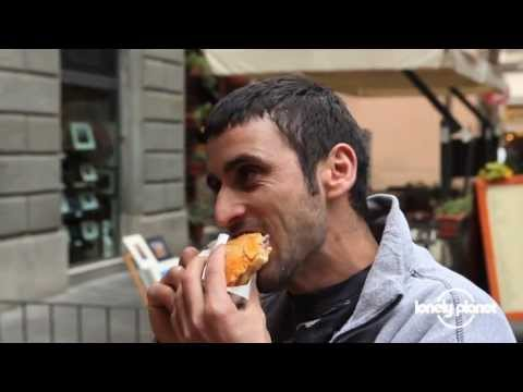 Top Five Street Foods Of Florence, Italy - Lonely Planet Travel Video