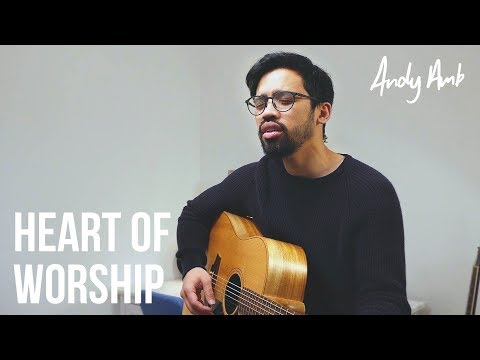 Heart Of Worship (Cover) By Andy Ambarita