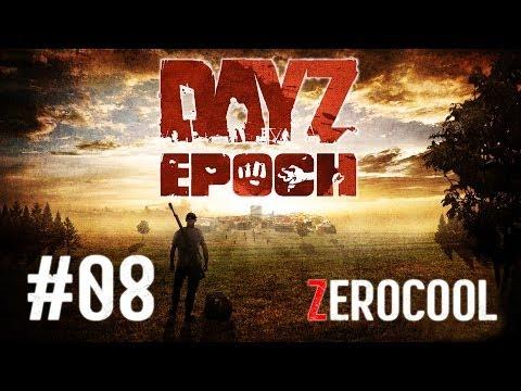 DayZ Epoch #08 - Взрыв дома и основы крафта