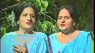 Kale Rang Da Paranda, Surinder Kaur And Narinder Kaur.