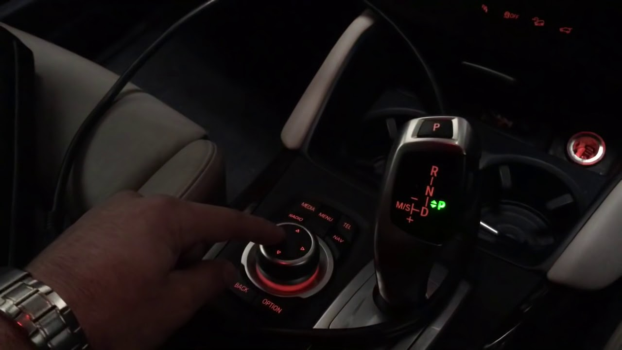 Bmw X5 Or X6 E70 Or E71 How To Reset Service Lights