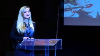 The multiple faces of uncertainty: Miranda ADEMAJ at TEDxTirana