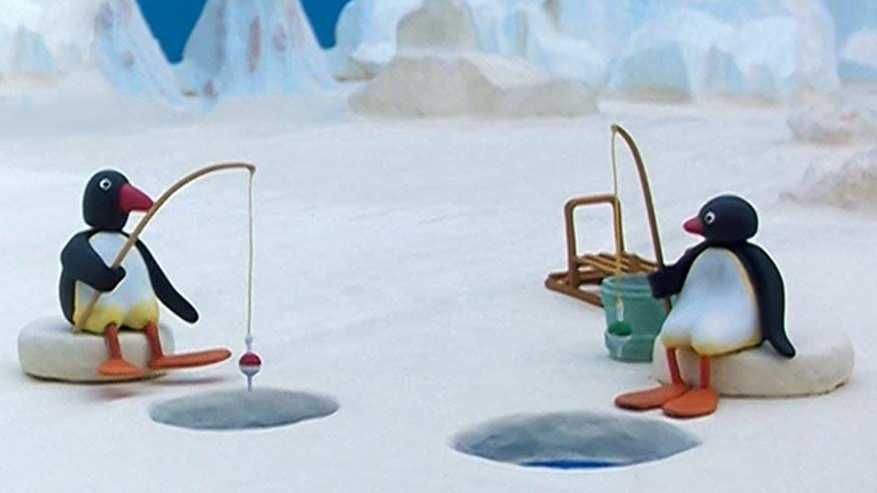Pingu Episodes Full in English - Pingu and the Fish - Best of Pingu