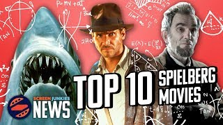 Number Crunch: Top 10 Steven Spielberg Movies