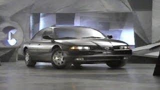 Pub Québec - Chrysler - Eagle Vision - 1993