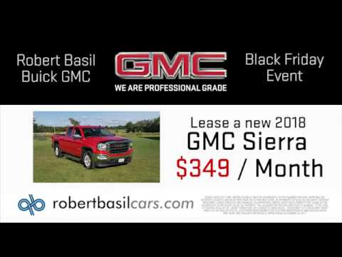 Robert Basil, Black Friday Sales Event 2017 - Sierra (15sec)