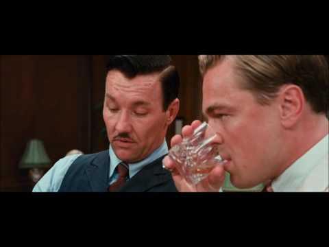 The Great Gatsby - Gatsby loses his temper scene