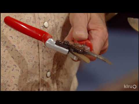 How to sharpen garden tools |John Dromgoole |Central Texas Gardener