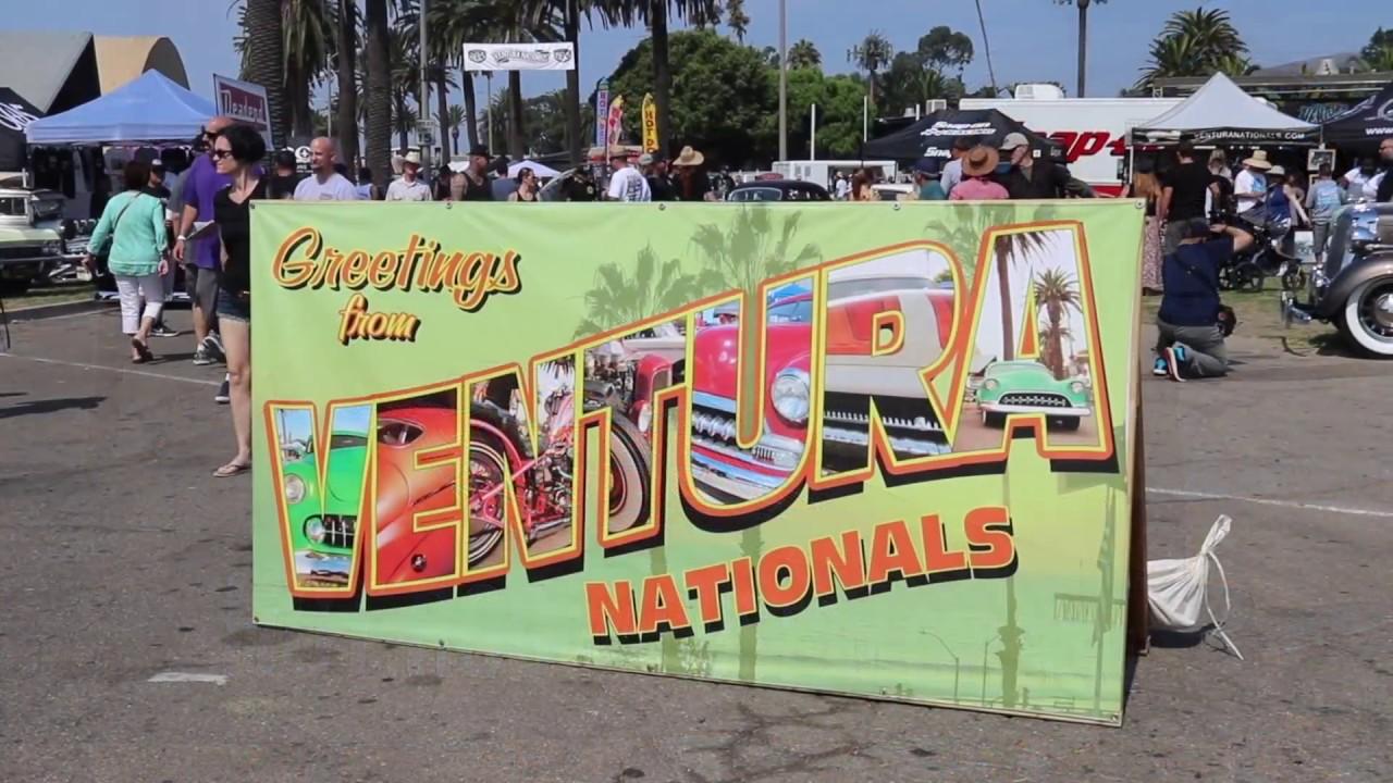 Ventura Nationals Car Show Ventura County Fairgrounds From - California car shows