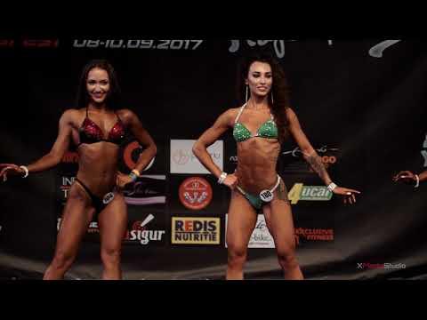 TIGER CLASSIC XI   Women Bikini Fitness 164 cm