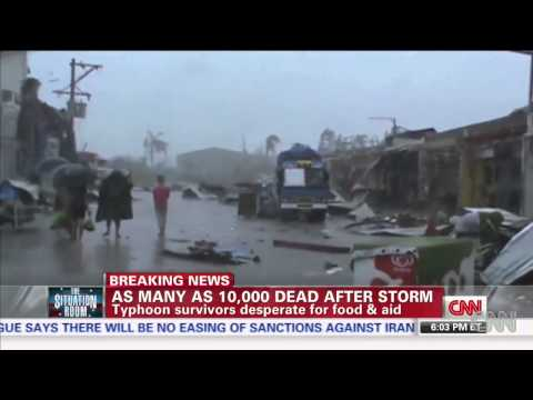 After total destruction, recovery begins in Philippines