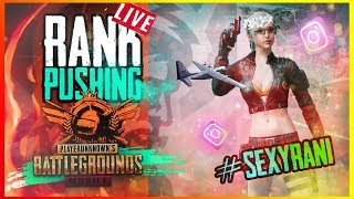 PUBG MOBILE LIVE | #10 RANKED PLAYER ASIA SERVER | CONQUEROR GAMEPLAYS ONLY