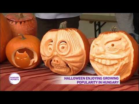 Halloween Enjoying Growing Popularity In Hungary