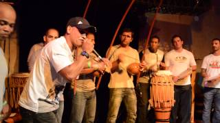 VII Encontro Nacional Abada Capoeira !!!!! CantaAbada !!!
