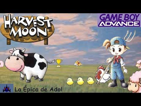 """Harvest Moon Friends of Mineral Town """"Reseña"""" (GBA) - La Épica de Adol"""