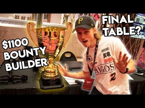 FINAL TABLE RUN IT UP RENO - 26K UP TOP!