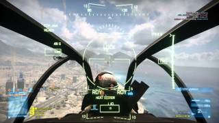 BF3: Helicopter Montage [Rotary Action]