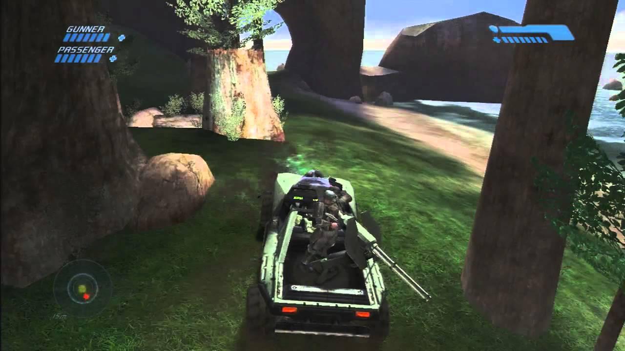 Xbox 360 Longplay 141 Halo Combat Evolved Anniversary