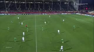 Mustapha Abdullahi Nigeria vs Germany
