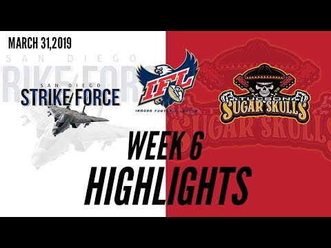 Week 6 Highlights: San Diego at Tucson