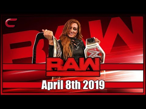 WWE RAW After WrestleMania 35 Live Stream Full Show April