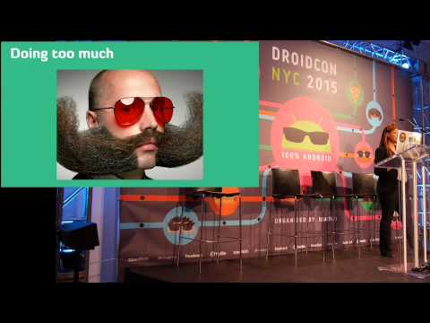 Droidcon NYC 2015 - Be a Good Citizen: Develop Maintainable Apps