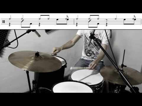 Mambo Pattern  - Drum Lesson