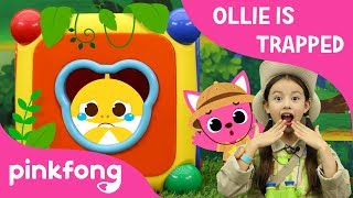 Ollie is Trapped! | Save Baby Shark Ollie | Pinkfong Escape Room | Pinkfong Playfong for Children
