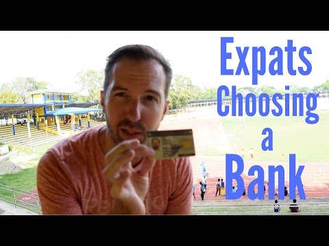 Expat guide - How to choose a bank abroad