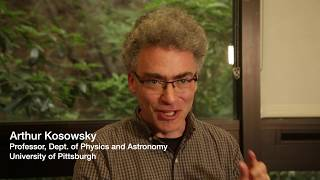 Professor Arthur Kosowsky, Dept. of Physics and Astronomy, University of Pittsburgh. Science Board