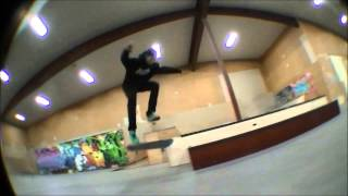 Johan bergman i skövde skatehall